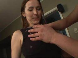 Große Titten nasse Muschi-Pornos Horney moms pics