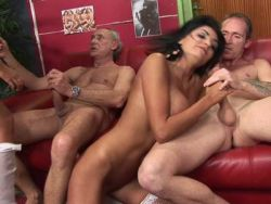 Schlafendes Blowjob-Video